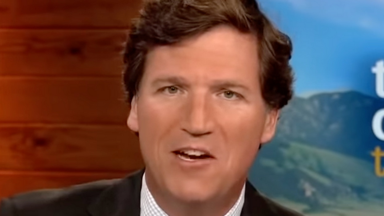 Daughter blames Fox News' Tucker Carlson for unvaccinated father's death