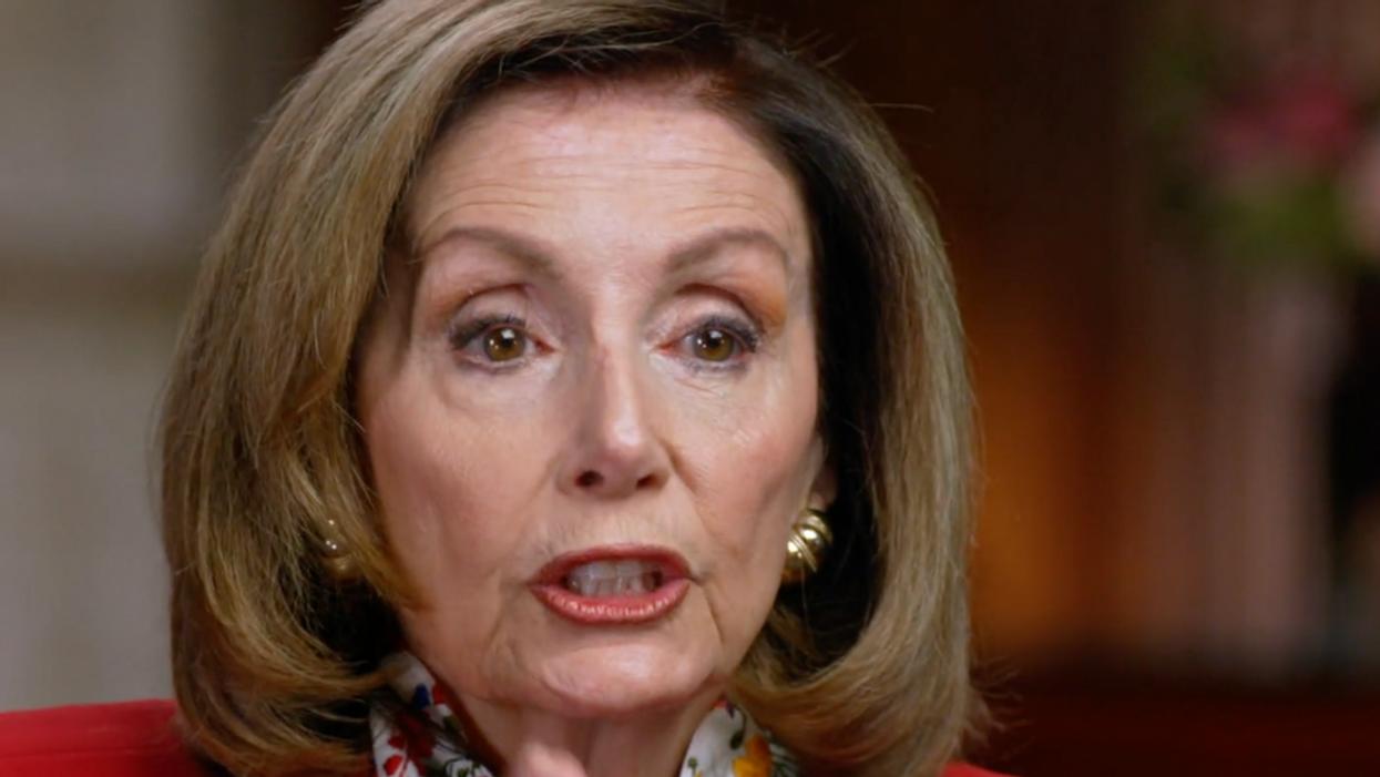 Nancy Pelosi announces that she's caving to conservative Democrats' demands
