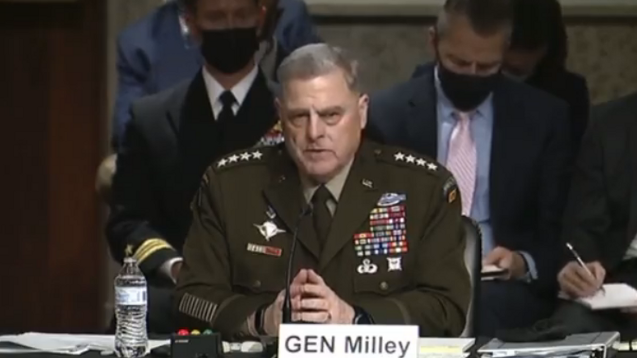 'That's not our job': Milley delivers a brutal reality check when Tom Cotton asks why he didn't resign over Afghanistan