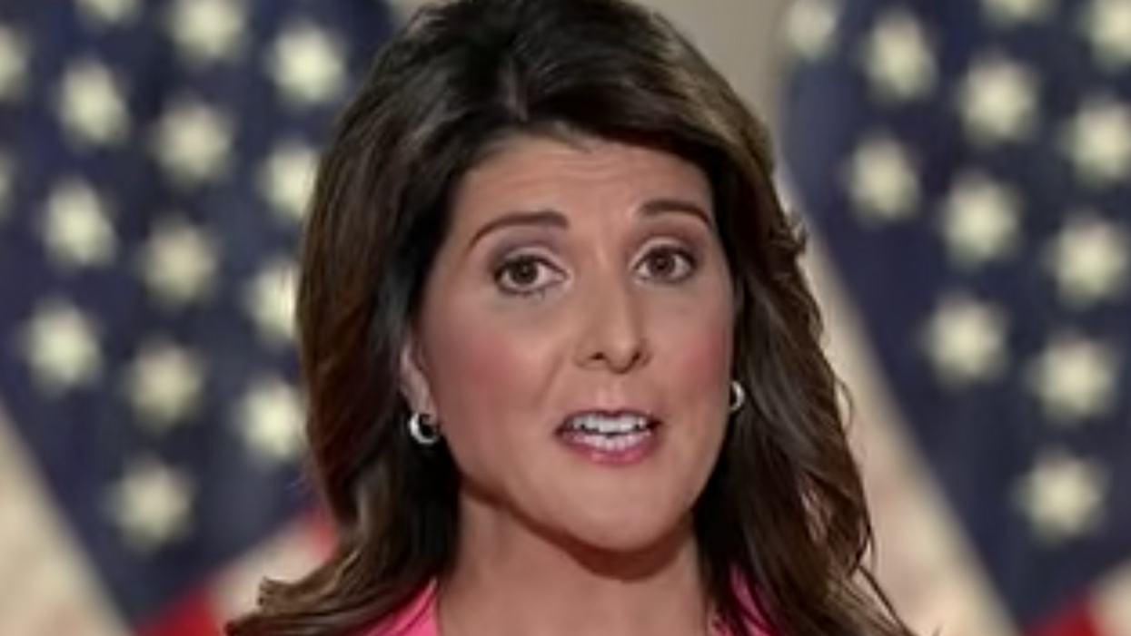 'Roadkill': Conservative sticks a fork in Mike Pence and Nikki Haley's presidential chances
