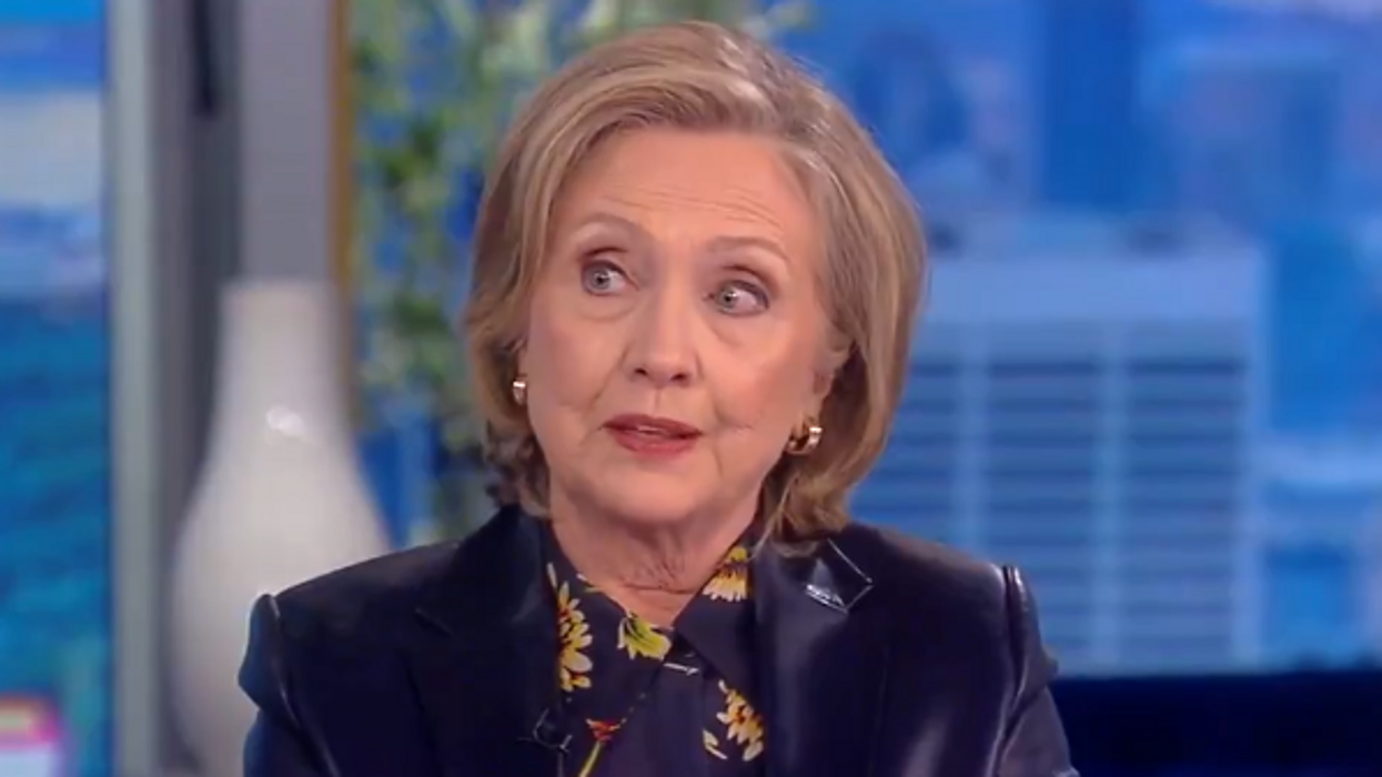 Hillary Clinton warns US is in 'full constitutional crisis' from 'continuing high level attack' by Trump