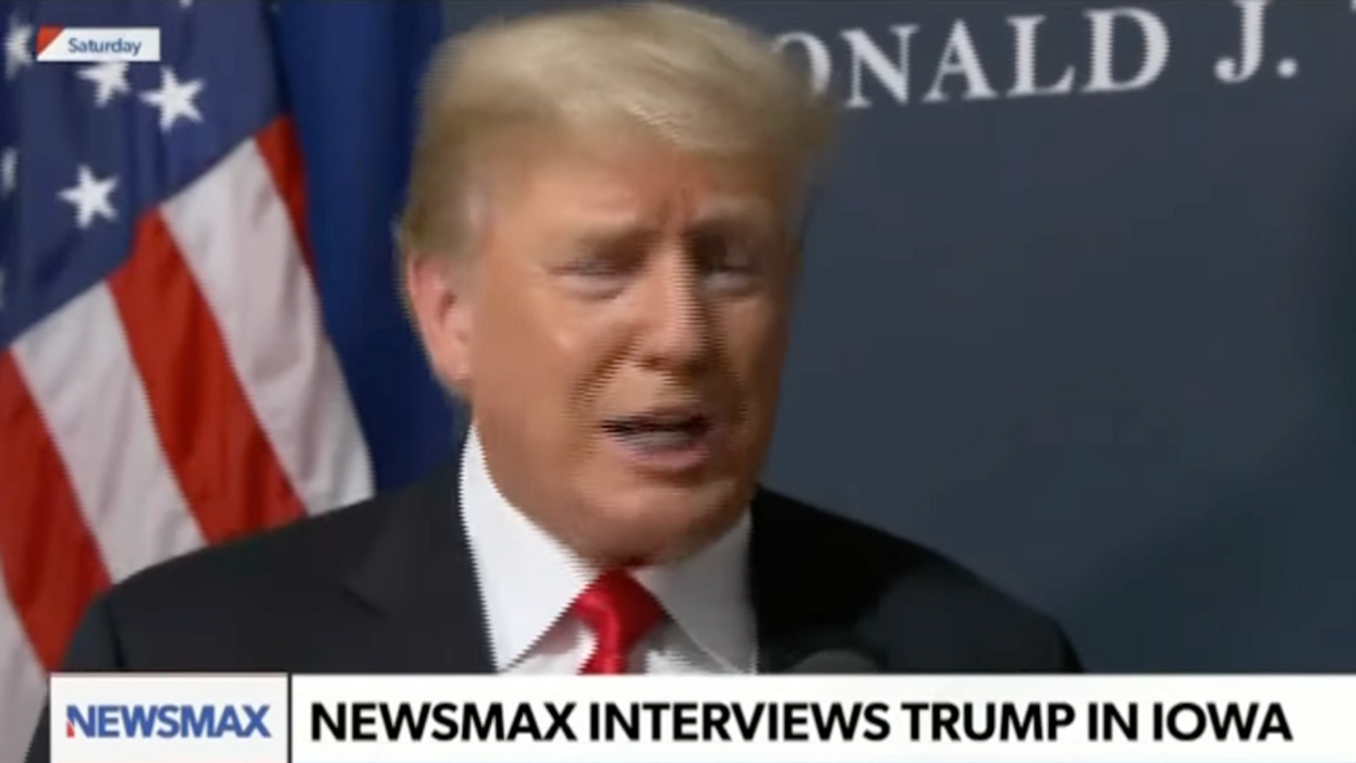 Watch: Trump rages at Fox News for re-hiring expert who called Arizona for Biden