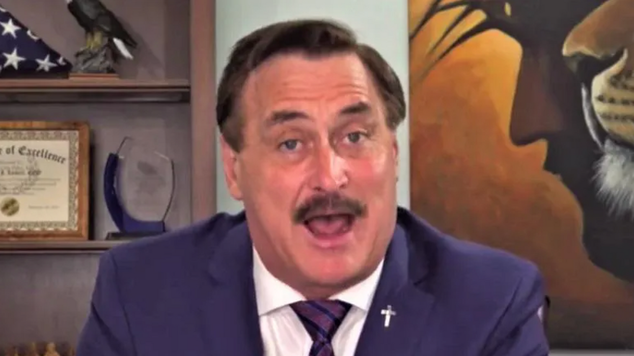 Mike Lindell turns on Arizona auditors — and calls them 'part of the coverup'