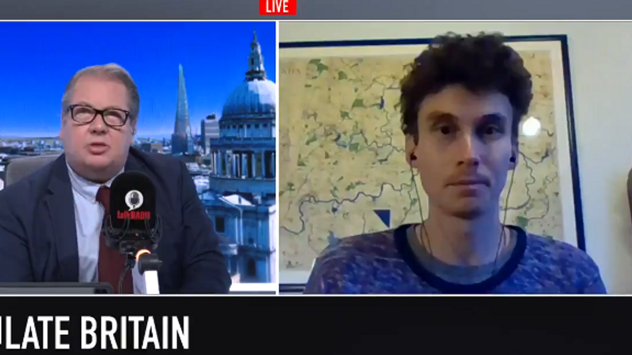 A British radio host hoped to humiliate a climate change activist — and ended up humiliating himself (alternet.org)