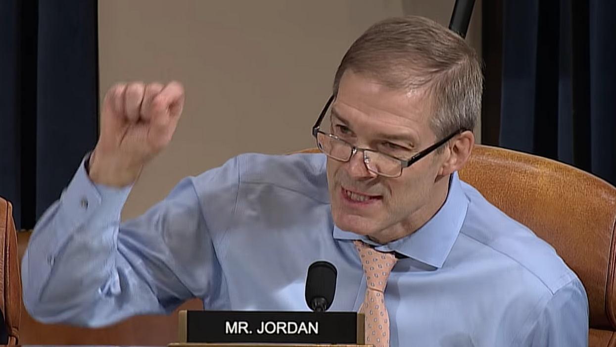 Watch: House hearing derails after Jim Jordan defends objecting to Biden's certification
