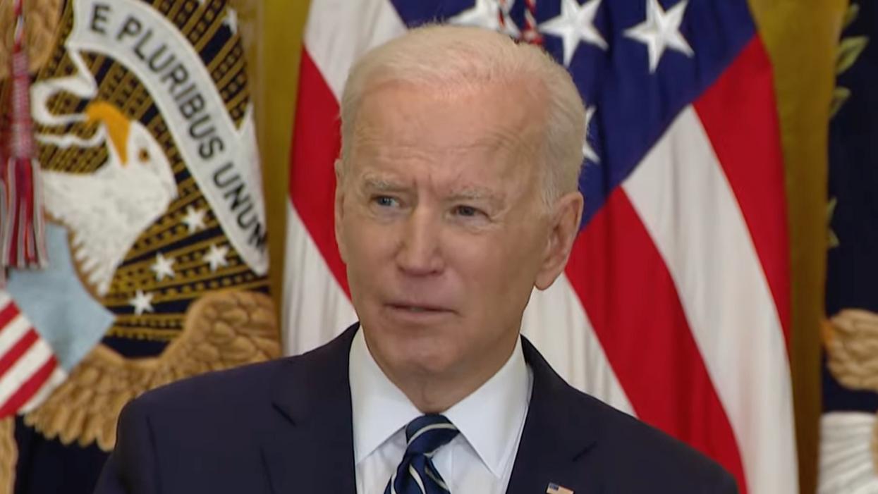 Watch: President Joe Biden delivers first address to Congress