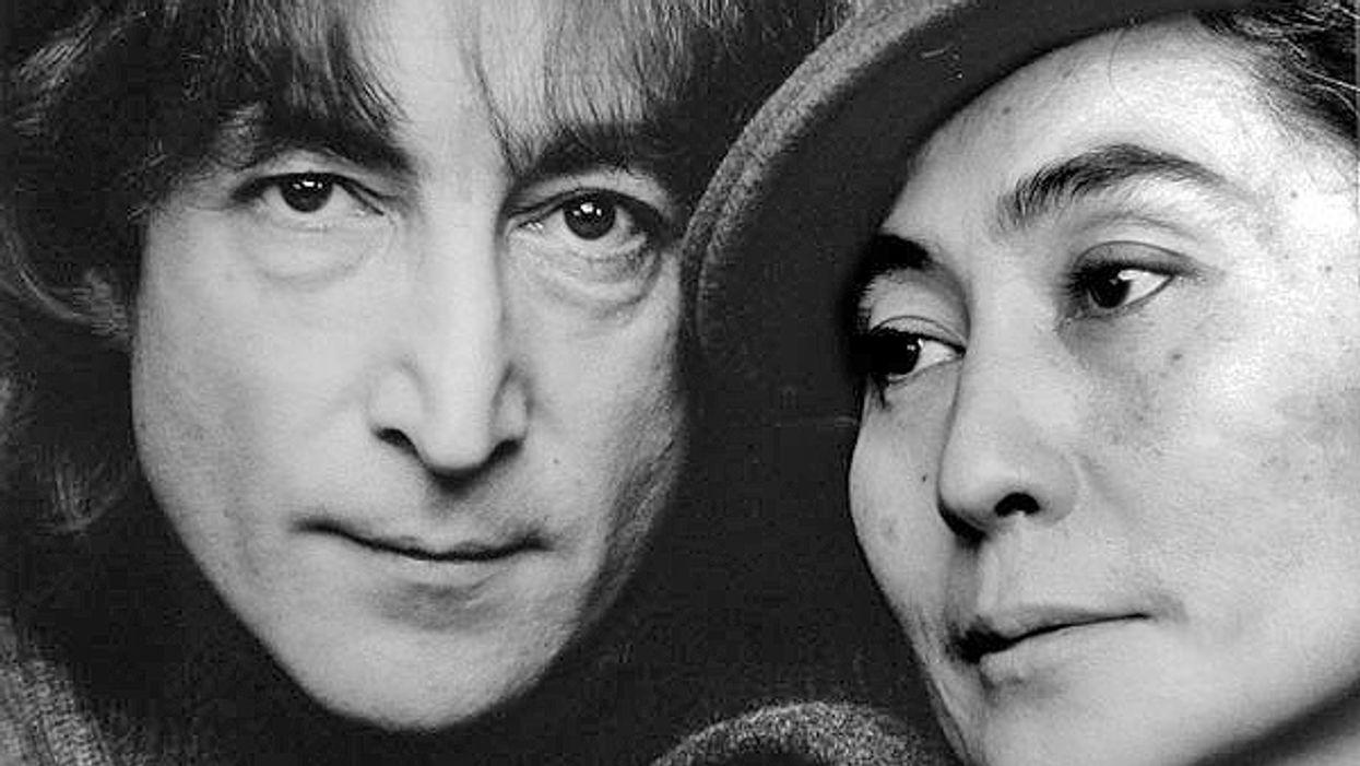 John Lennon still lives among us
