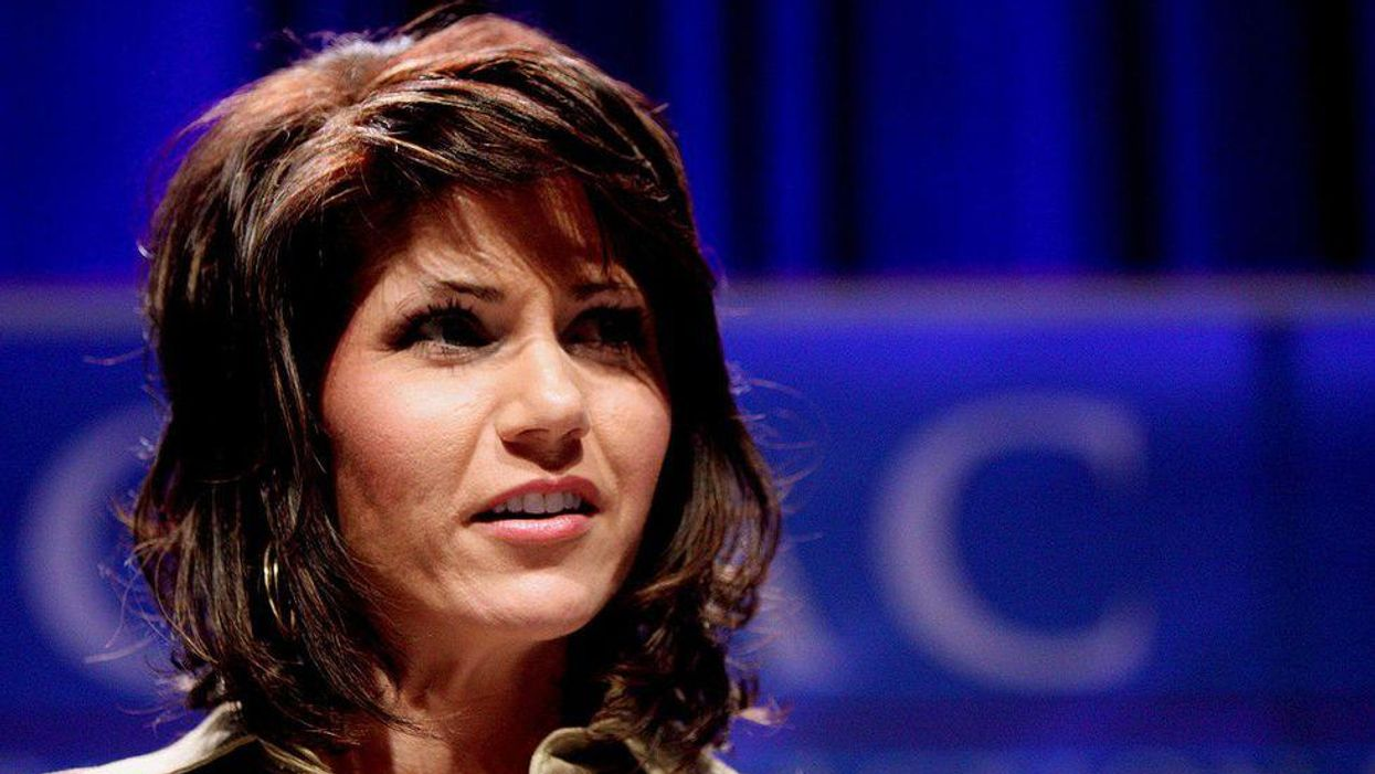 Kristi Noem slammed for 'gaslighting' response to allegation of abuse of power: 'clearly a conflict of interest'