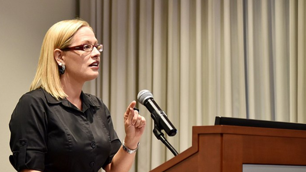 Arizona Democratic Party could deny support for Sen. Sinema over her push to maintain the filibuster