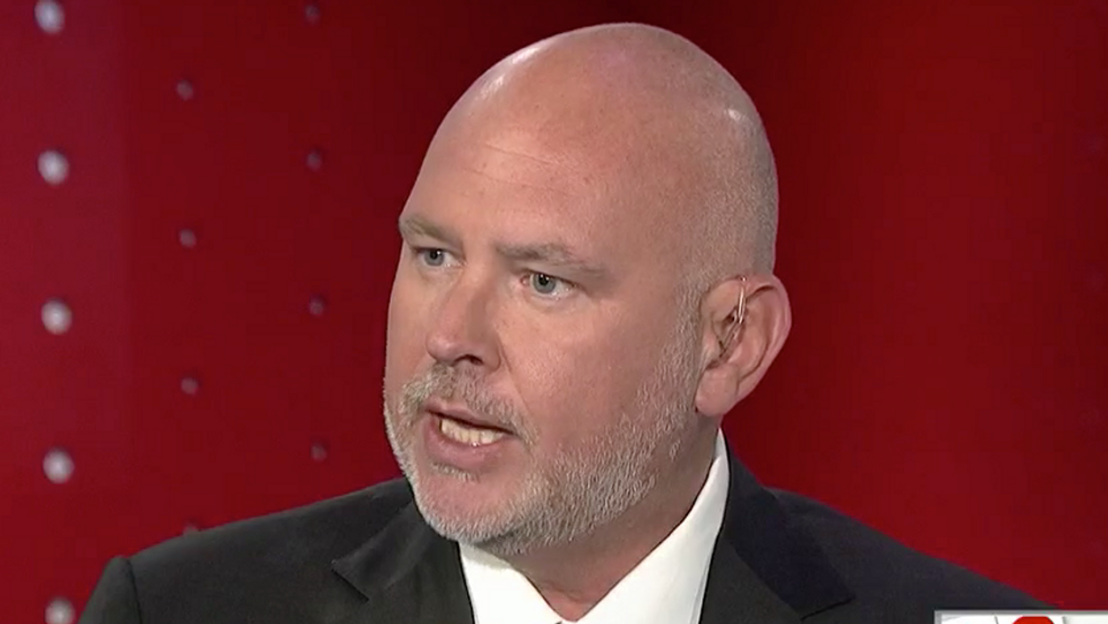 'A scary space': Steve Schmidt stresses the importance of confronting the GOP's assault on democracy