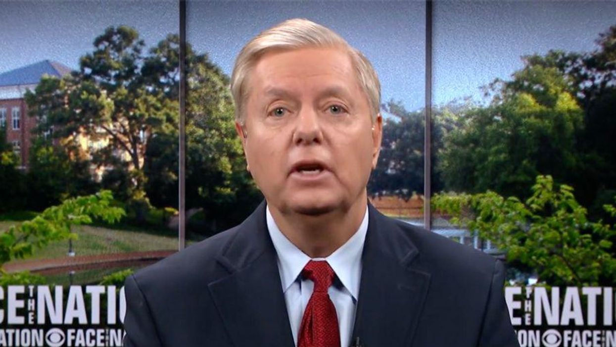 Lindsey Graham: 'Whose decision was it to pull all of the troops out... I just don't know'
