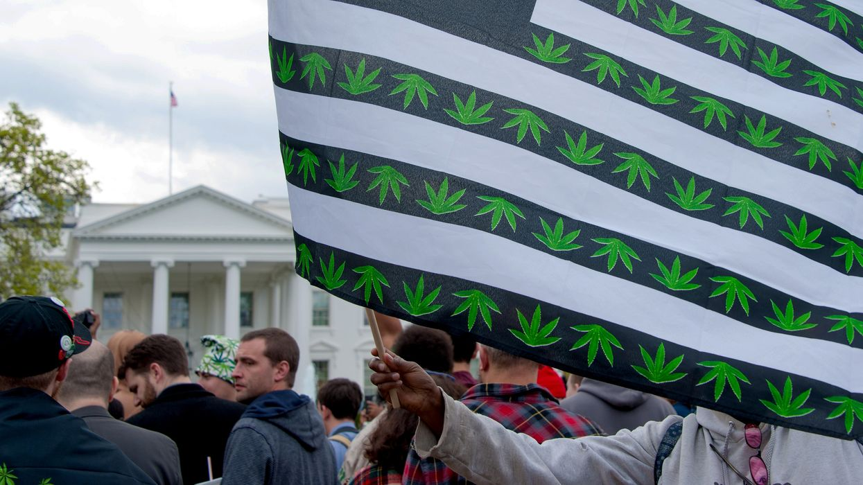 'This is a historic day': Legal marijuana arrives in New York