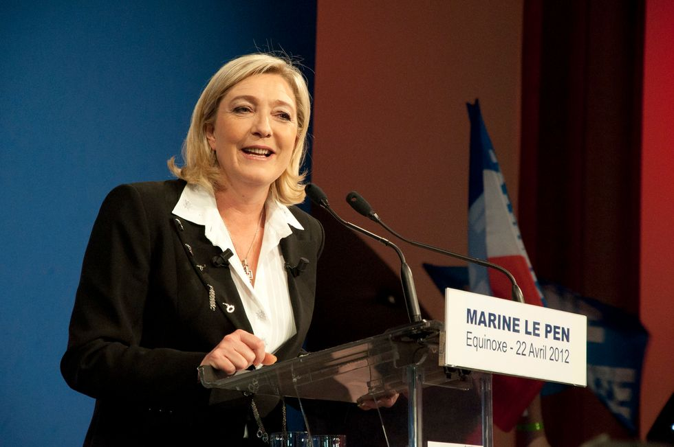 'Things got weird' after French far-right politico Marine Le Pen took out a loan from a sketchy Russian bank