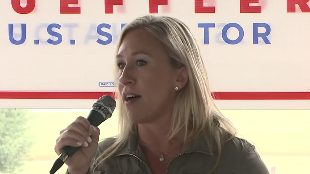 QAnon Rep. Marjorie Greene faces furious backlash after her grotesque remarks on Parkland and Sandy Hook resurface