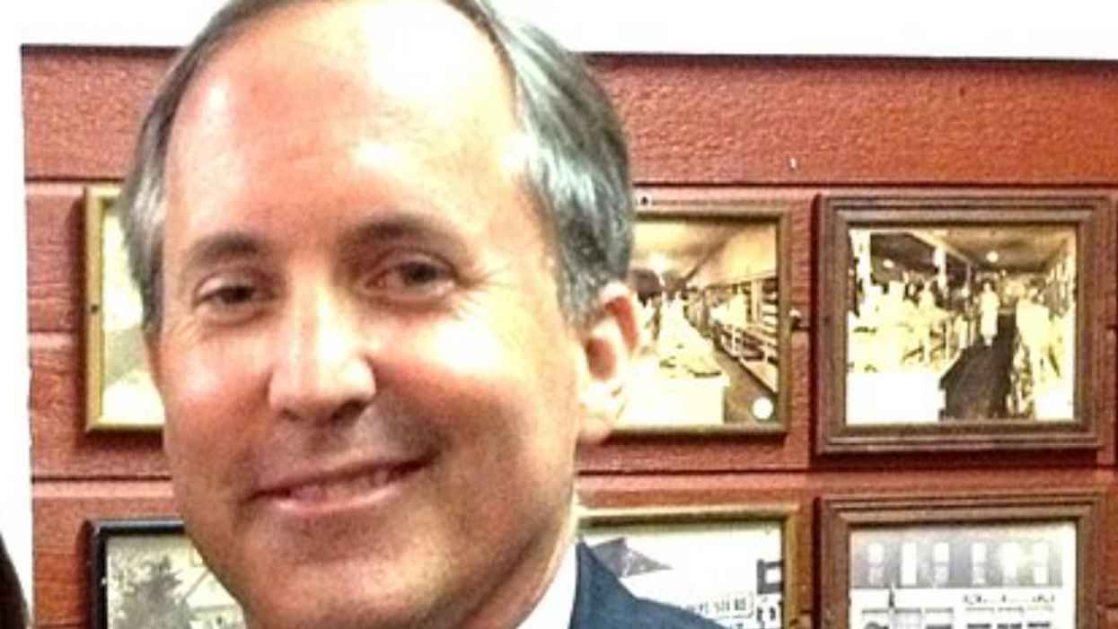 Texas AG Ken Paxton serves up incoherent attack on Merrick Garland: His job is to 'worry about Afghanistan'