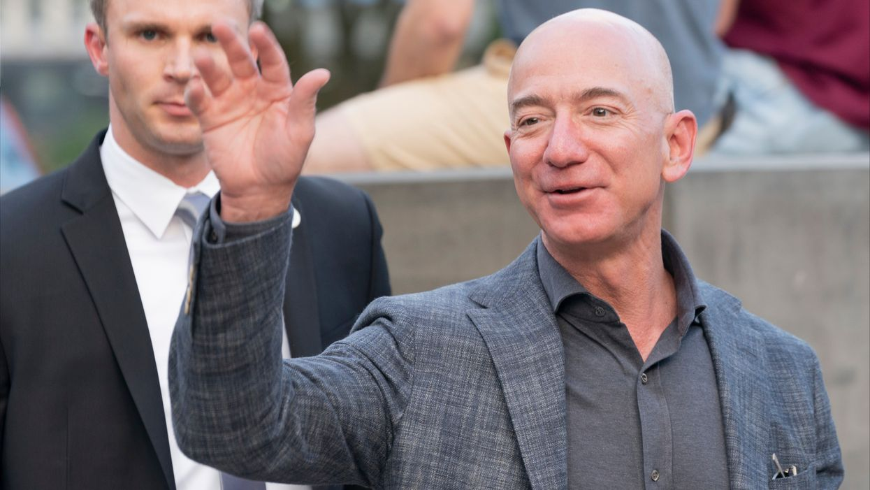 Billionaire wealth rises to more than $10 trillion for first time ever amid pandemic: analysis