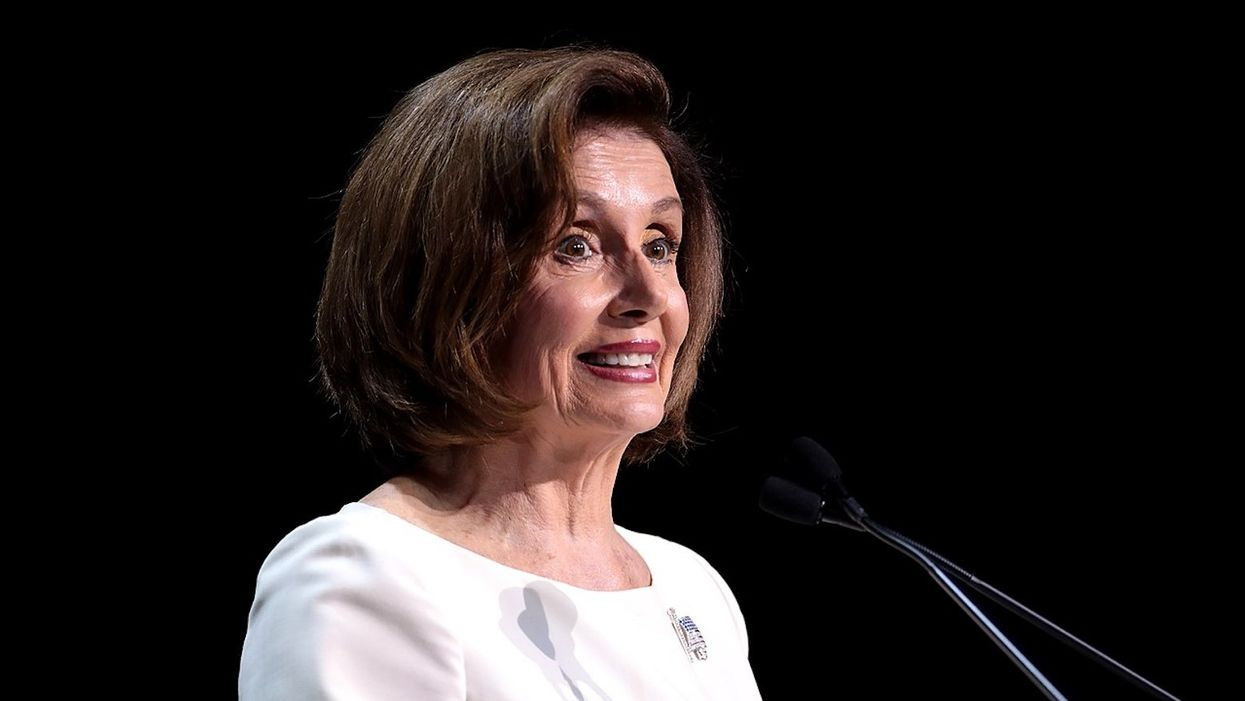 Pelosi could use the 14th Amendment to avoid seating GOP politicians who supported Trump's election steal