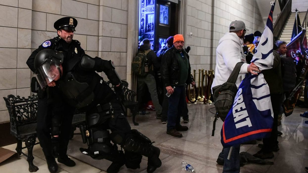 The ball was dropped: Right-wing websites included insurrectionists' plan to storm the US Capitol