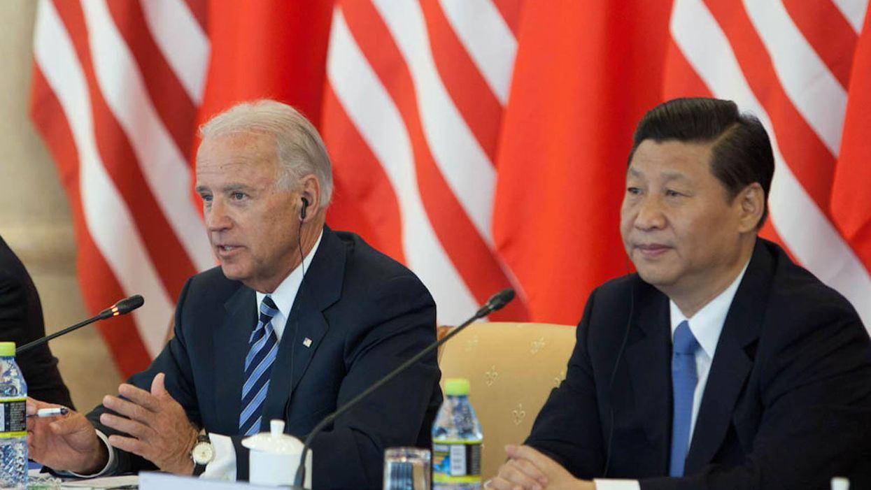 Co-Pink's Medea Benjamin: Joe Biden must end 'delusional' China rivalry