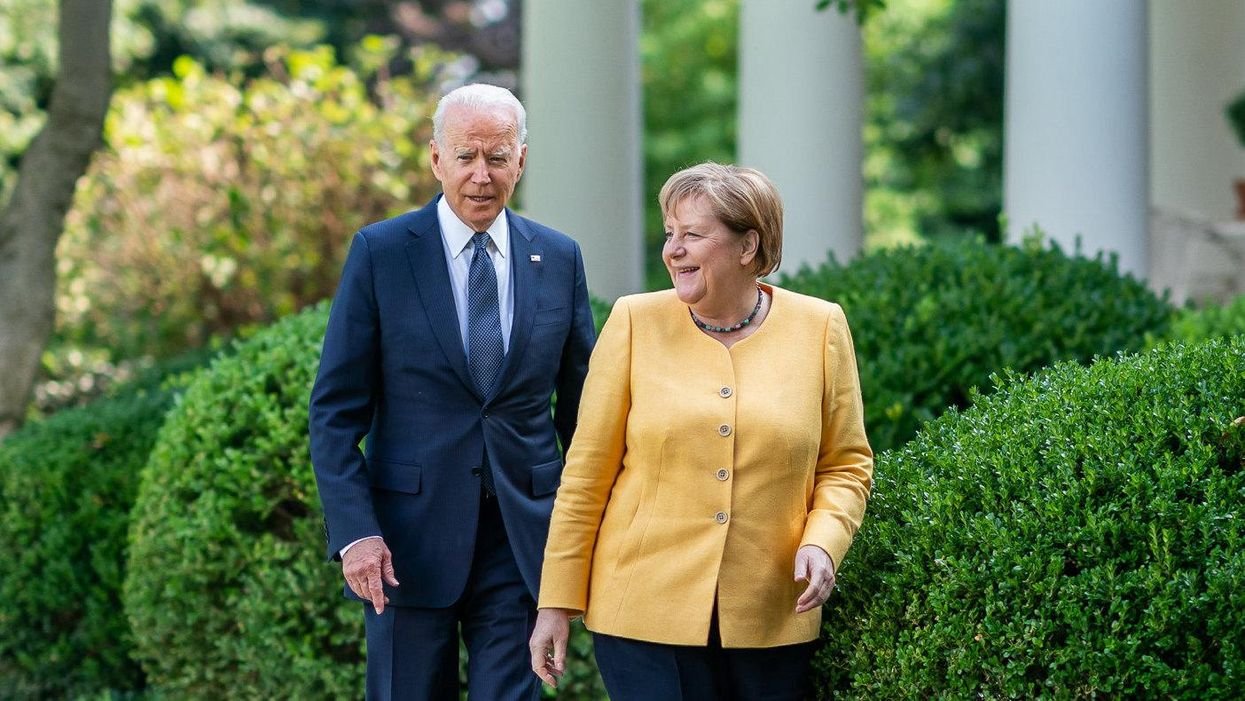 Angela Merkel governed Germany to the left of Bernie Sanders — so why don't Americans know?