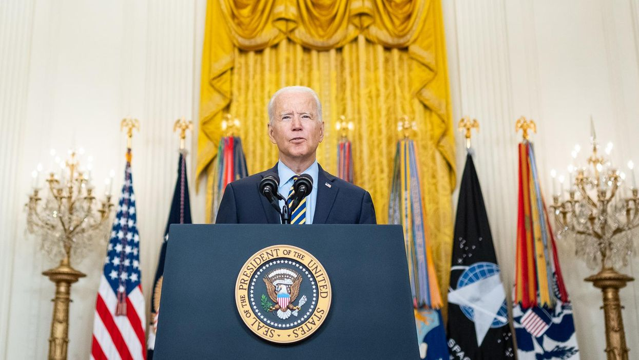 Biden's botched Afghanistan withdrawal has many critics — but most are missing the point