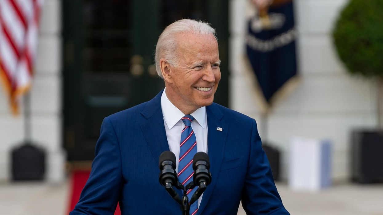'So grateful': Internet cheers Biden 'telling it like it is' as he unveils massive plan to get Americans vaccinated