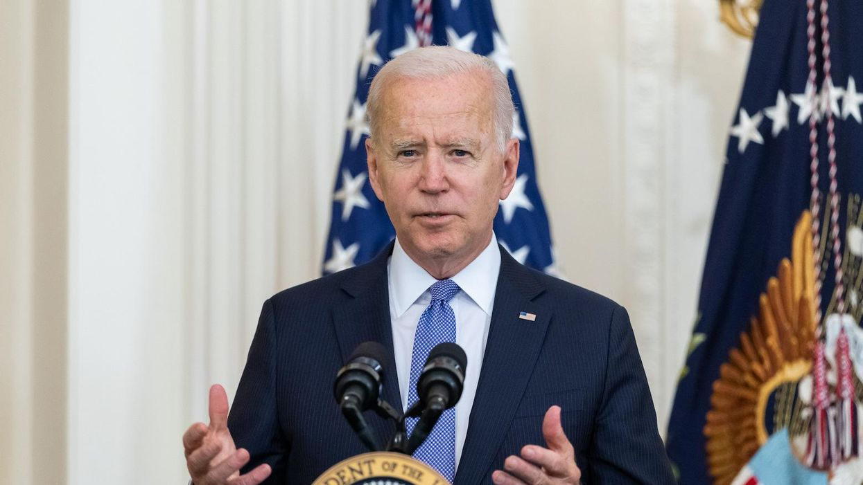 The real reason the right-wing elites are so threatened by Biden's vaccine mandates