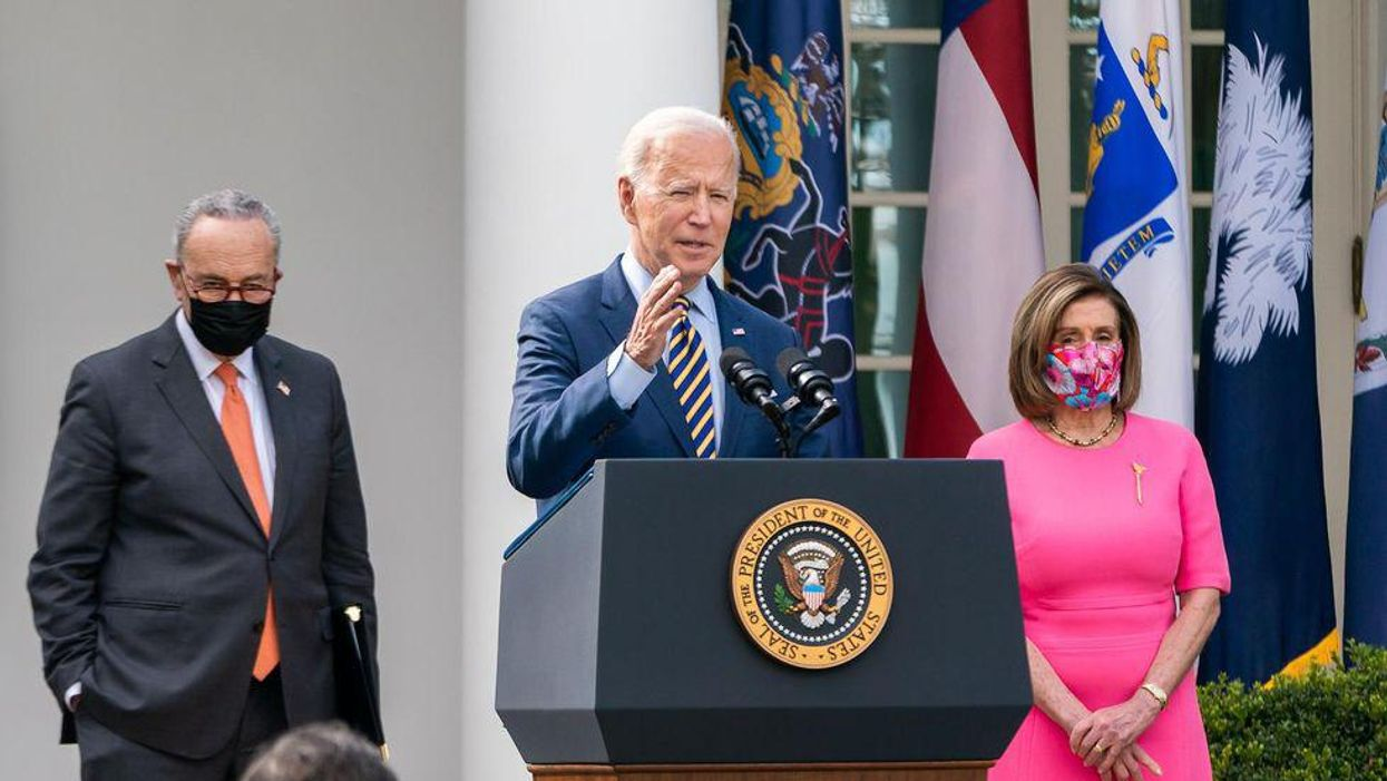 Democrats aren't in disarray — they're being held hostage by so-called centrists