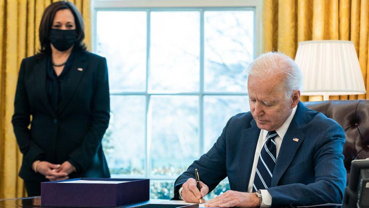 Biden applauded for executive order targeting 'insidious' anti-worker practices