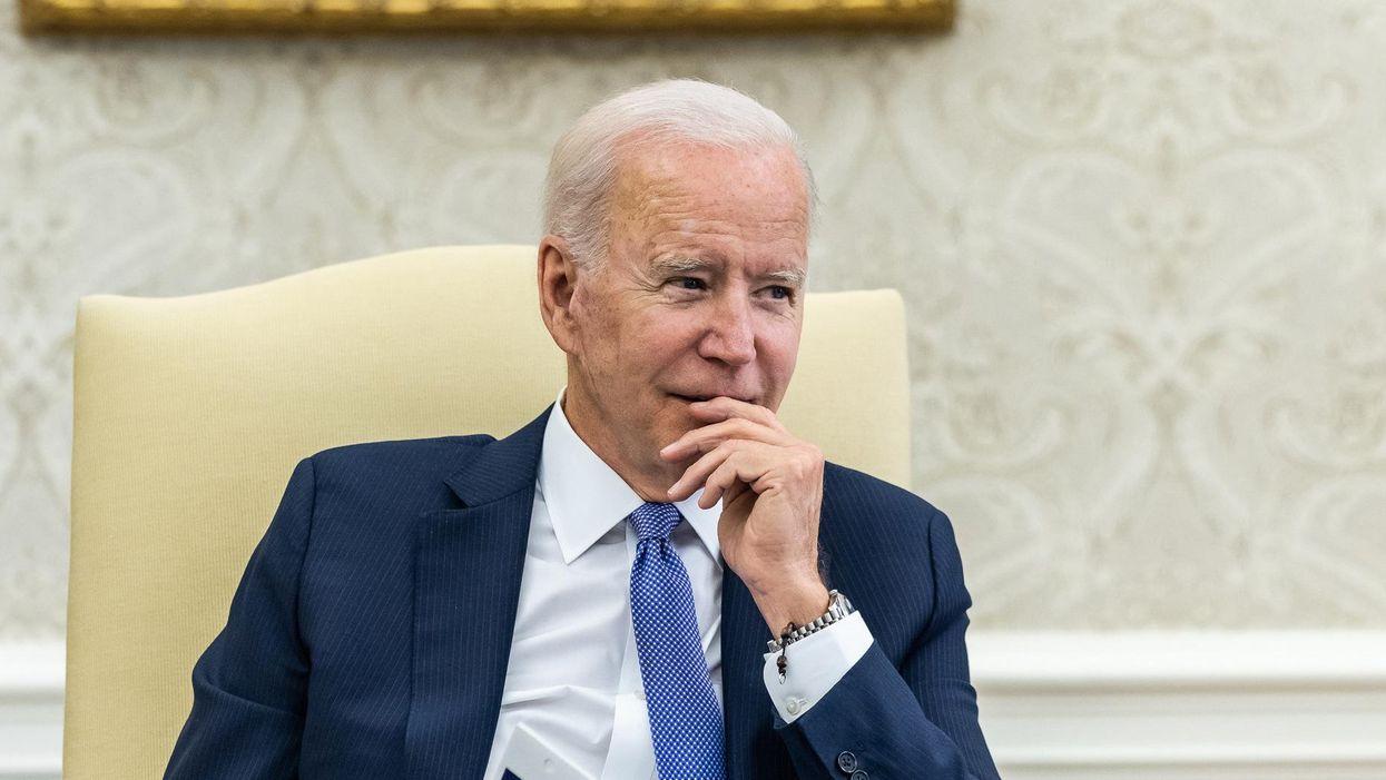 New report exposes corporate scheme to derail Biden agenda and 'upend democracy'