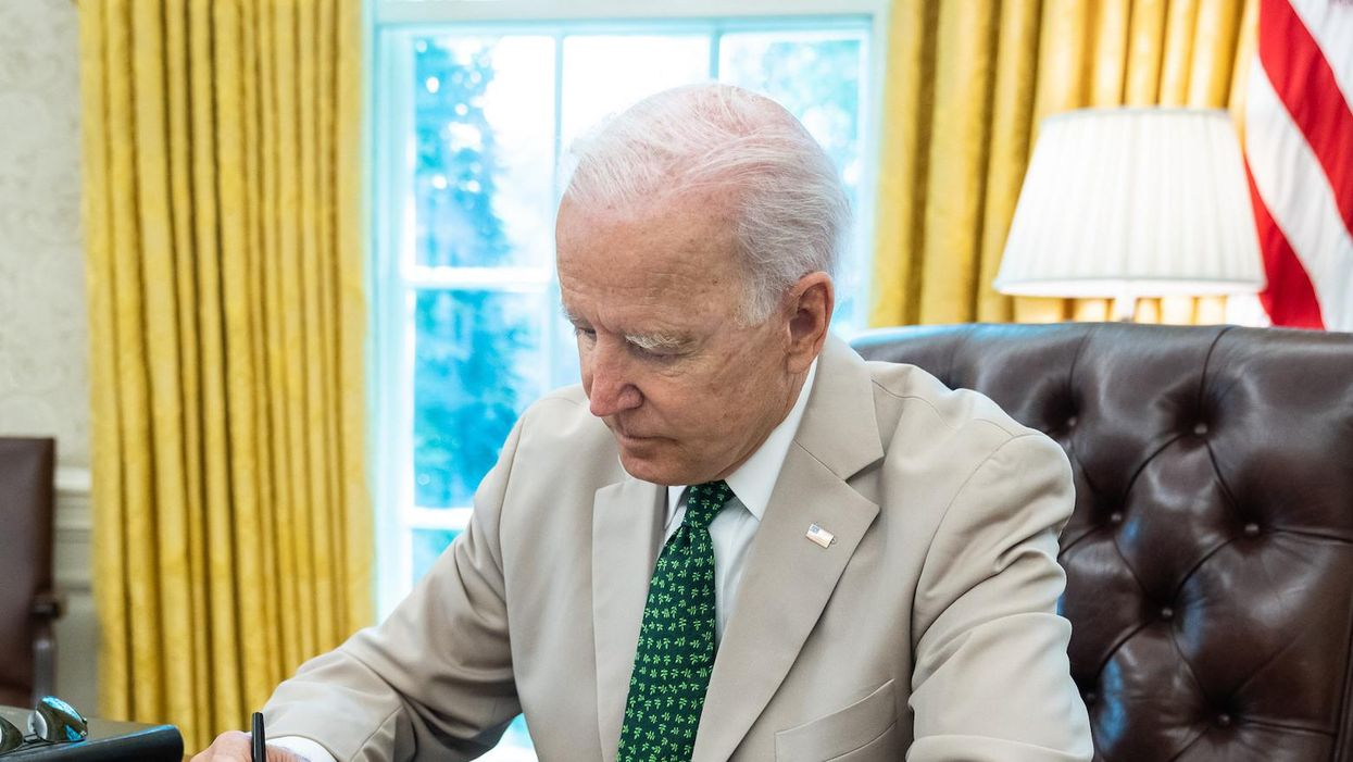 Biden lifts Trump abortion 'gag rule' that targeted women using family planning clinics