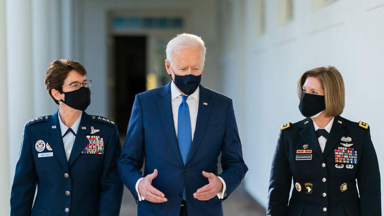 Calls to aid Afghan refugees 'in grave danger' grow following Biden's address