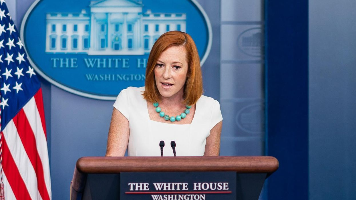 Jen Psaki fires back at GOP attacks on Gen. Milley by saying Trump was 'fomenting an insurrection'