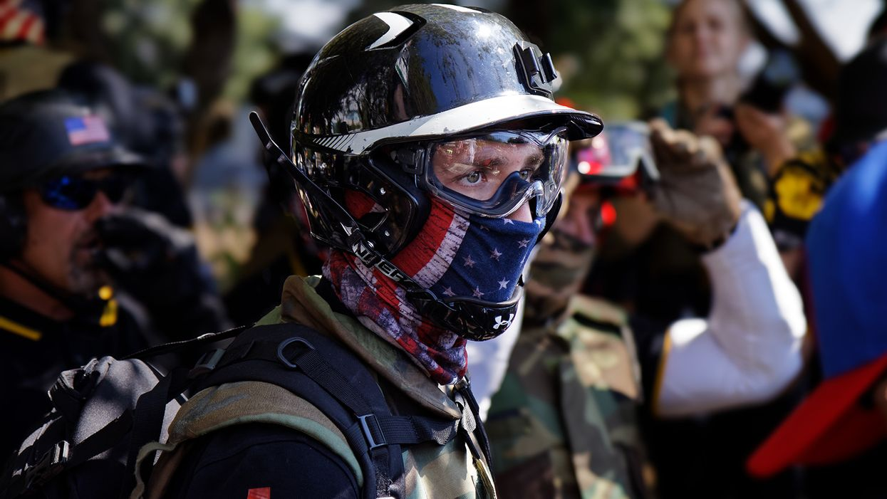 These 5 far-right extremist groups could pose a national security threat in the run up to the election