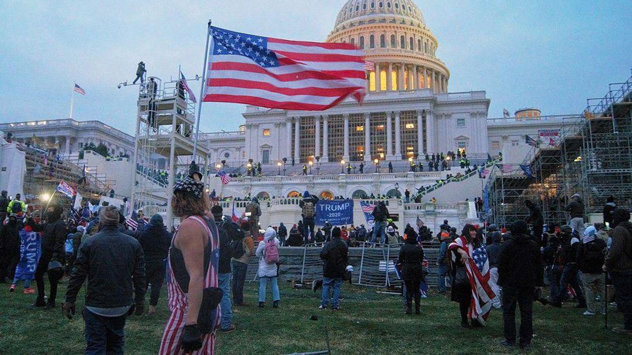 It's been 6 months since the Capitol riots --and athorities are still unable to find the pipe bomb suspect