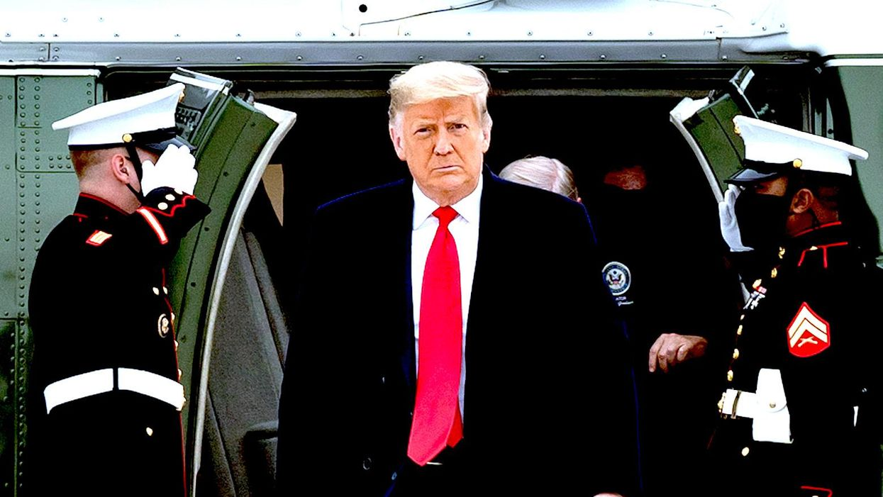 Trump pushes to have Secret Service protect 14 of his family members post-presidency