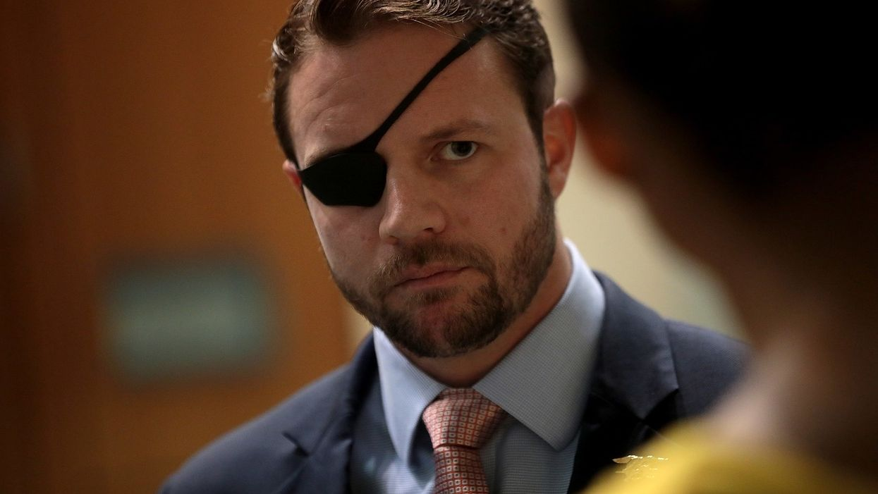 Dan Crenshaw worked with Trump's VA Secretary to smear vet who alleged sexual assault: IG