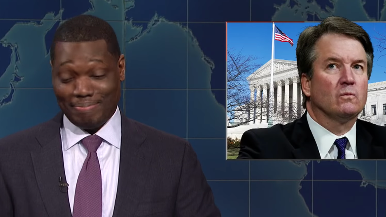 Michael Che and the 'edgy' male comedian's obsession with rape jokes