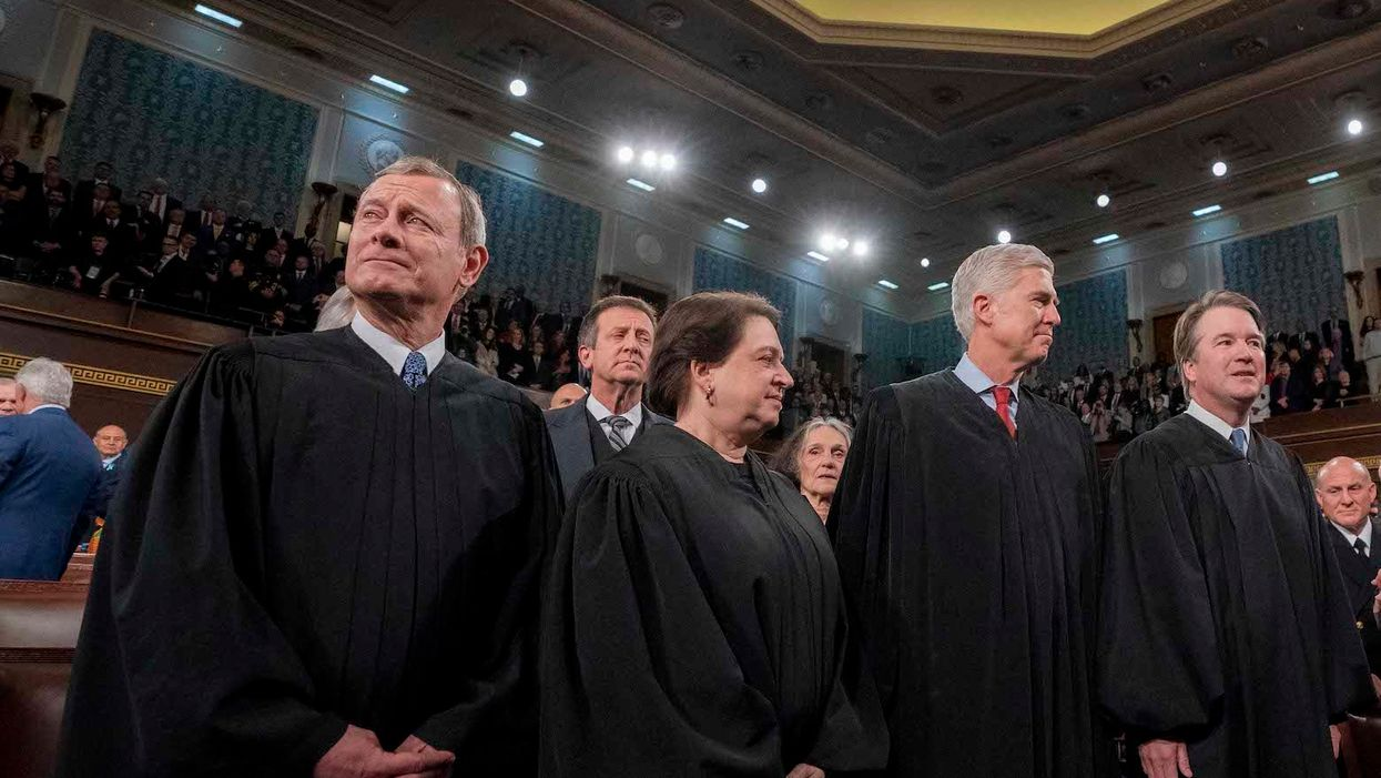 The Supreme Court paved the way for Republicans' voter suppression