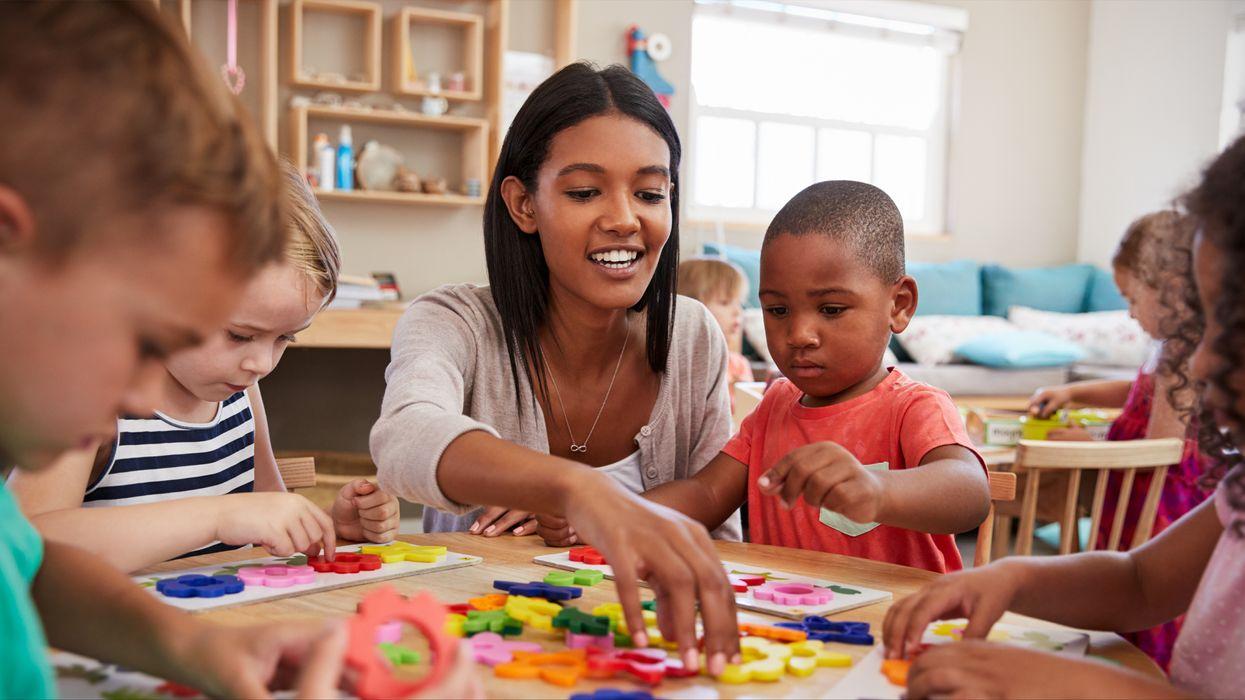 Biden's free childcare plan is a worthy feminist reform