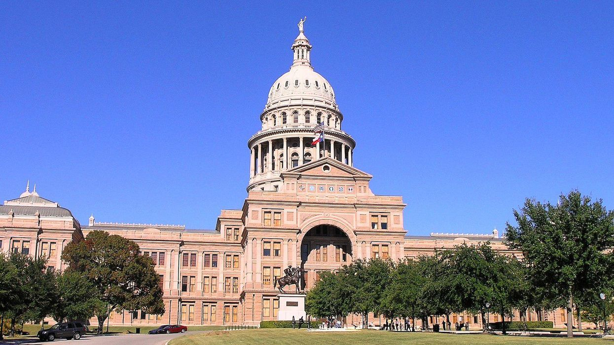 In the dead of night the, Texas House approves GOP's gerrymandered map