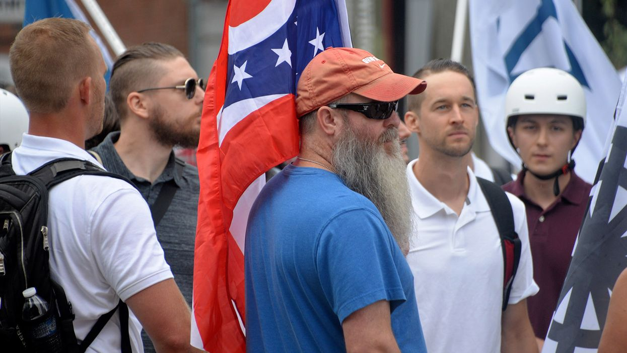 White supremacists are building international networks to spread their violent ideology
