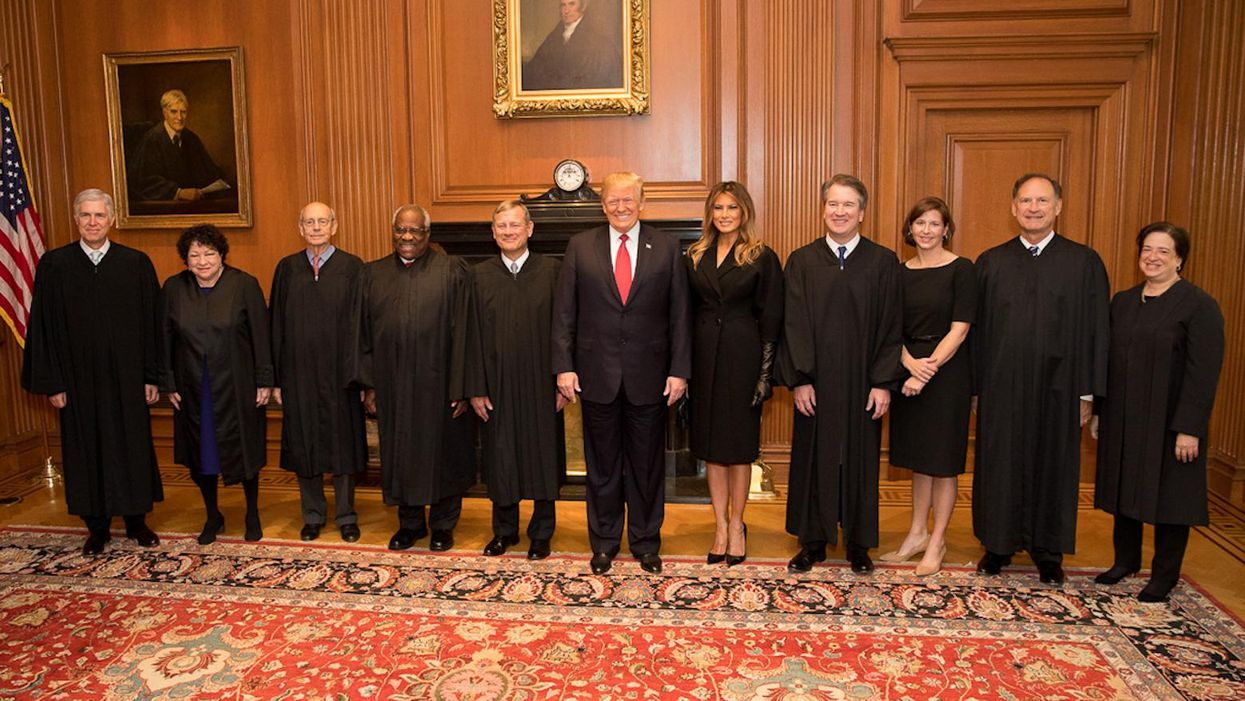Critics slam Republicans for trying to trample over democracy by way of SCOTUS