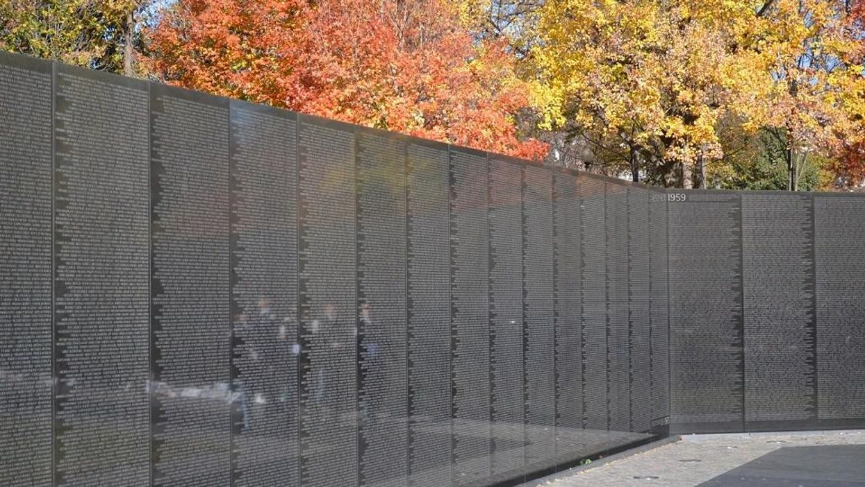 A forever wall for our forever wars