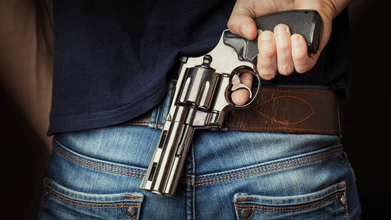 NRA affiliate's challenge to strict New York handgun law could trigger a new Constitutional test