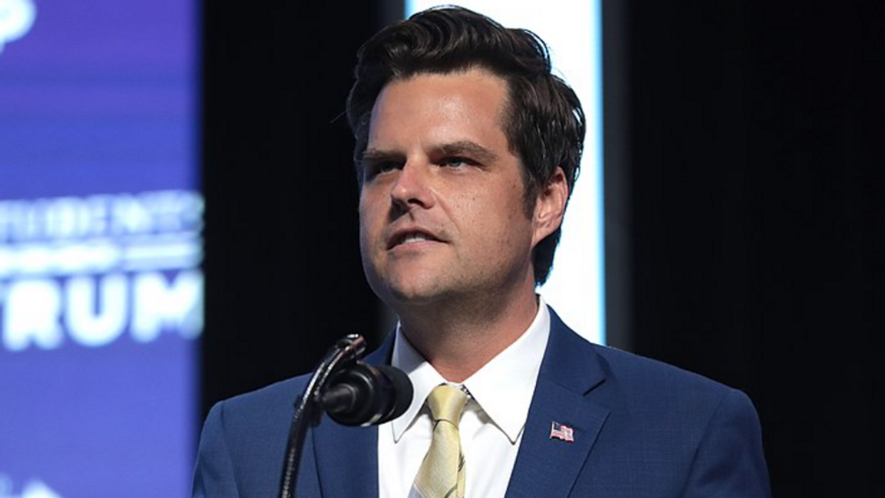 Matt Gaetz hires an ex-Epstein attorney as the investigation expands into campaign finance: reports