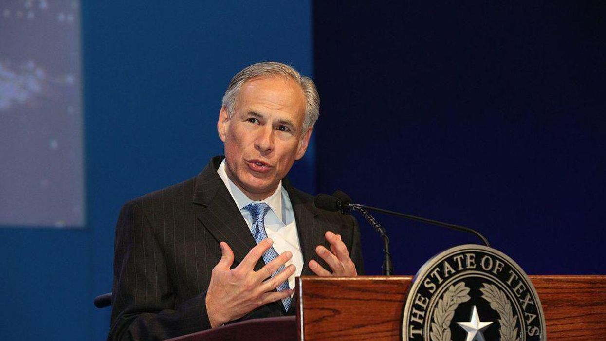 Texas Gov. Greg Abbott quickly folds to Trump's pressure for a 'full forensic audit' in four states counties