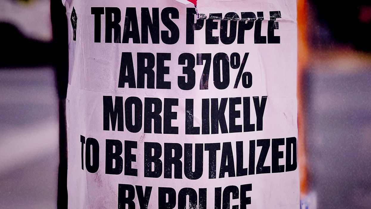 There's no such thing as law to police trans women that wouldn't ultimately hurt all women