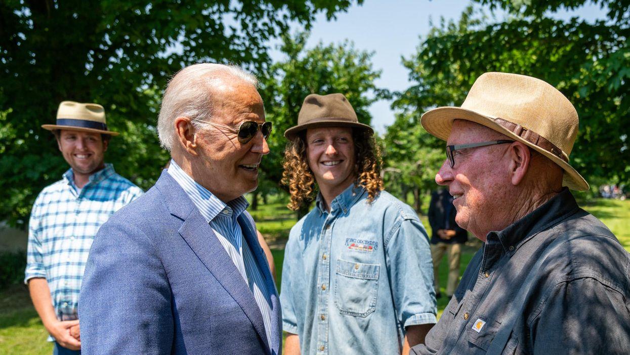 Biden farmers